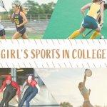 新歓スタート!アクティブ女子必見。大学から始められるスポーツ